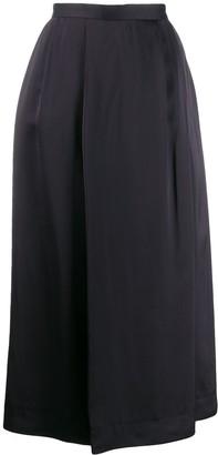 Stephan Schneider High Waist Pleated Skirt