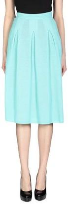 Vionnet 3/4 length skirt