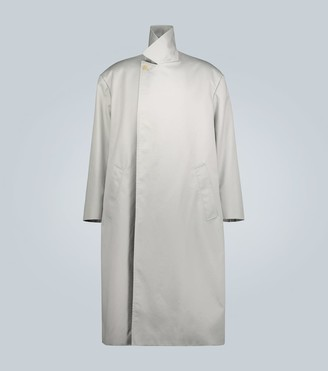 Balenciaga Flap coat