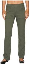 Royal Robbins Herringbone Discovery Strider Bootcut Pants Women's Casual Pants