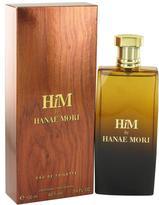 Hanae Mori Him by Eau De Toilette Spray for Men (3.4 oz)