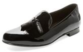 Saks Fifth Avenue Patent Slip-On Loafer