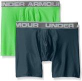 Under Armour Men's O-Series 6'' Boxerjock (2 Pack)