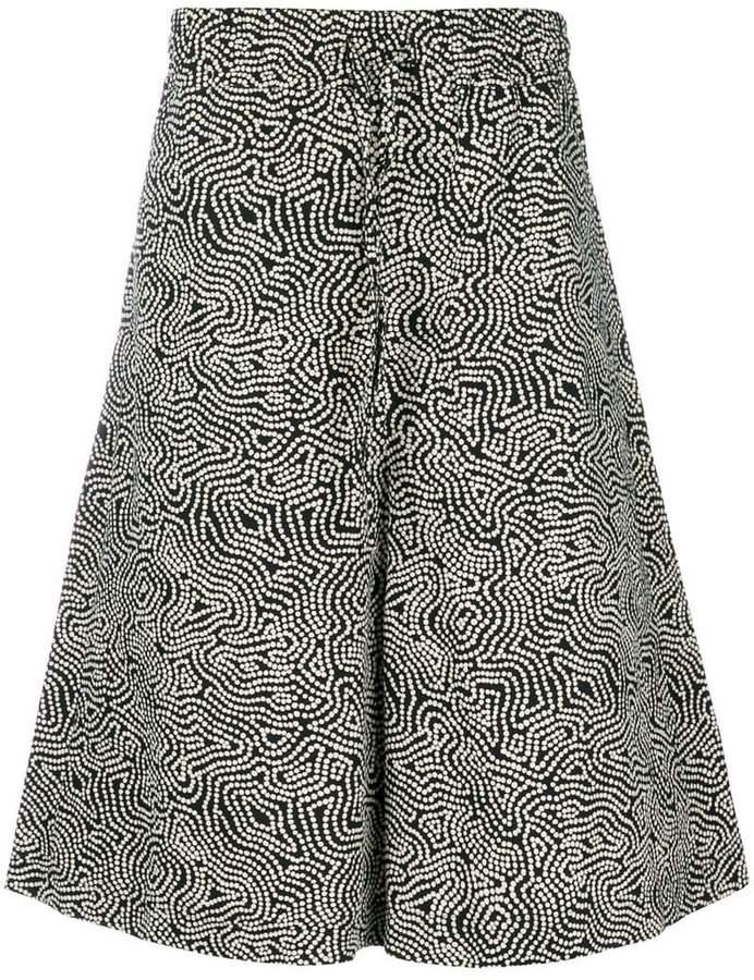 Damir Doma printed shorts
