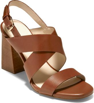 Cole Haan Cythia Leather Sandal