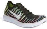 Nike 'Free Run Flyknit' Running Shoe (Men)