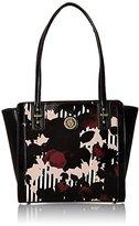 Anne Klein Front Runner Shopper Shoulder Bag