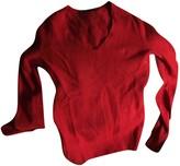 Ralph Lauren Red Wool Knitwear