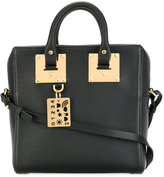 Sophie Hulme detachable strap tote - women - Calf Leather - One Size