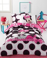 Disney Disney's Minnie Dots are the New Black Twin 5-Pc. Comforter Set