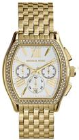 Michael Kors Amherst Gold Watch