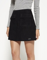 Superdry Premium Billie Suede Skirt
