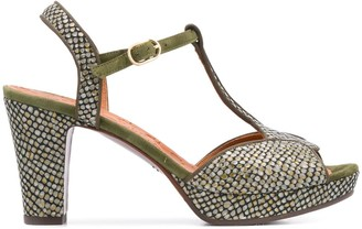 Chie Mihara Eduni 70mm sandals