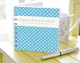 STUDY Amanda Hancocks Personalised Mum's Notebook