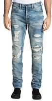 Prps Le Sabre Distressed Skinny Fit Jeans in Hals