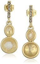 Karen Kane Marina Double Drop Earrings