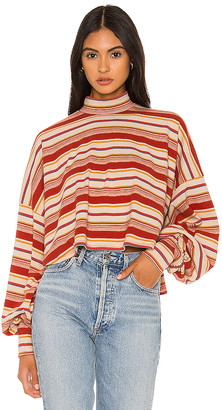 Free People Steph Pullover