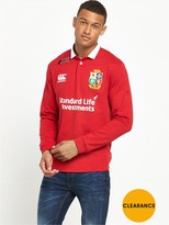 Canterbury of New Zealand Lions Matchday Classic Long Sleeve Jersey