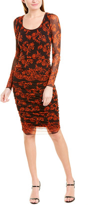 Fuzzi Sheath Dress
