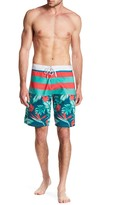 Burnside Floral Board Short