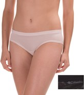 Columbia Micromesh Panties - 2-Pack, Hipster (For Women)