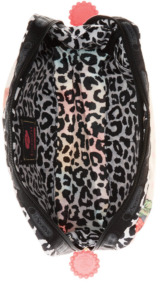 Le Sport Sac Benefit Collection LePout Cosmetic Bag