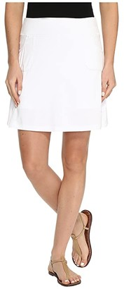 Fresh Produce City Skort (White) Women's Skort