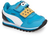Puma Sesame Street(R) Runner Sneaker (Baby, Toddler, & Little Kid)