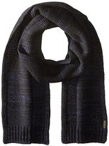Original Penguin Men's Variegated Knit Scarf