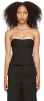 Thumbnail for your product : Sir. Black Maxe Bustier Camisole