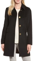Tahari Women's Sophia Wool A-Line Coat