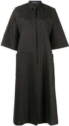 Sofie D'hoore oversized midi shirt dress