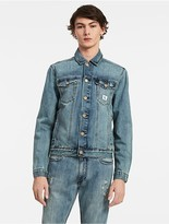 Calvin Klein Reissue Logo Trucker Jacket