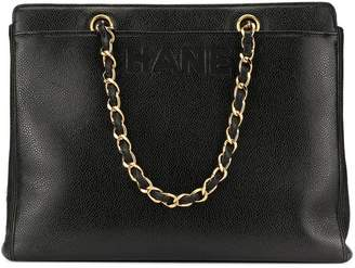 Chanel Pre-Owned 1998 CC chain tote bag