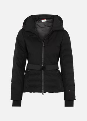 Erin Snow Kat Quilted Ski Jacket - Black