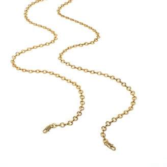 Neon Hope Link Chain - Gold