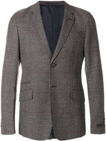 Prada flap pocket blazer