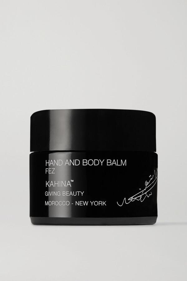 Kahina Giving Beauty + Net Sustain Fez Hand & Body Balm, 28g - one size