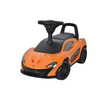 Kool Karz Ride On Cars Mclaren P1 Foot To Floor Push Orange