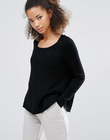 Subtle Luxury Cashmere Everyday Pullover Sweater