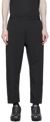 Nike Black Sportswear Tech Pack Lounge Pants