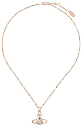 Vivienne Westwood Mayfair Bas relief pendant necklace