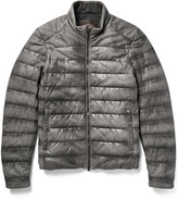Tod's - Quilted Burnished-suede Jacket