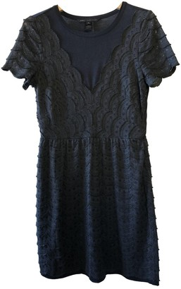 Marc by Marc Jacobs Black Cotton Dresses