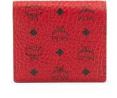 MCM Color Visetos Two Fold Flap Wallet