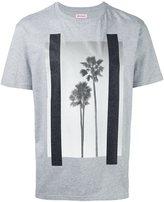 Palm Angels palms print T-shirt - men - Cotton - L