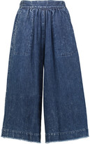 Sea Denim Culottes