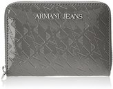 Armani Jeans A9 Logo Small Zip Wallet