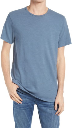 Rag & Bone Slim Fit Slubbed Cotton T-Shirt