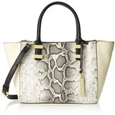 Vince Camuto Mandy Satchel Python Top Handle Bag